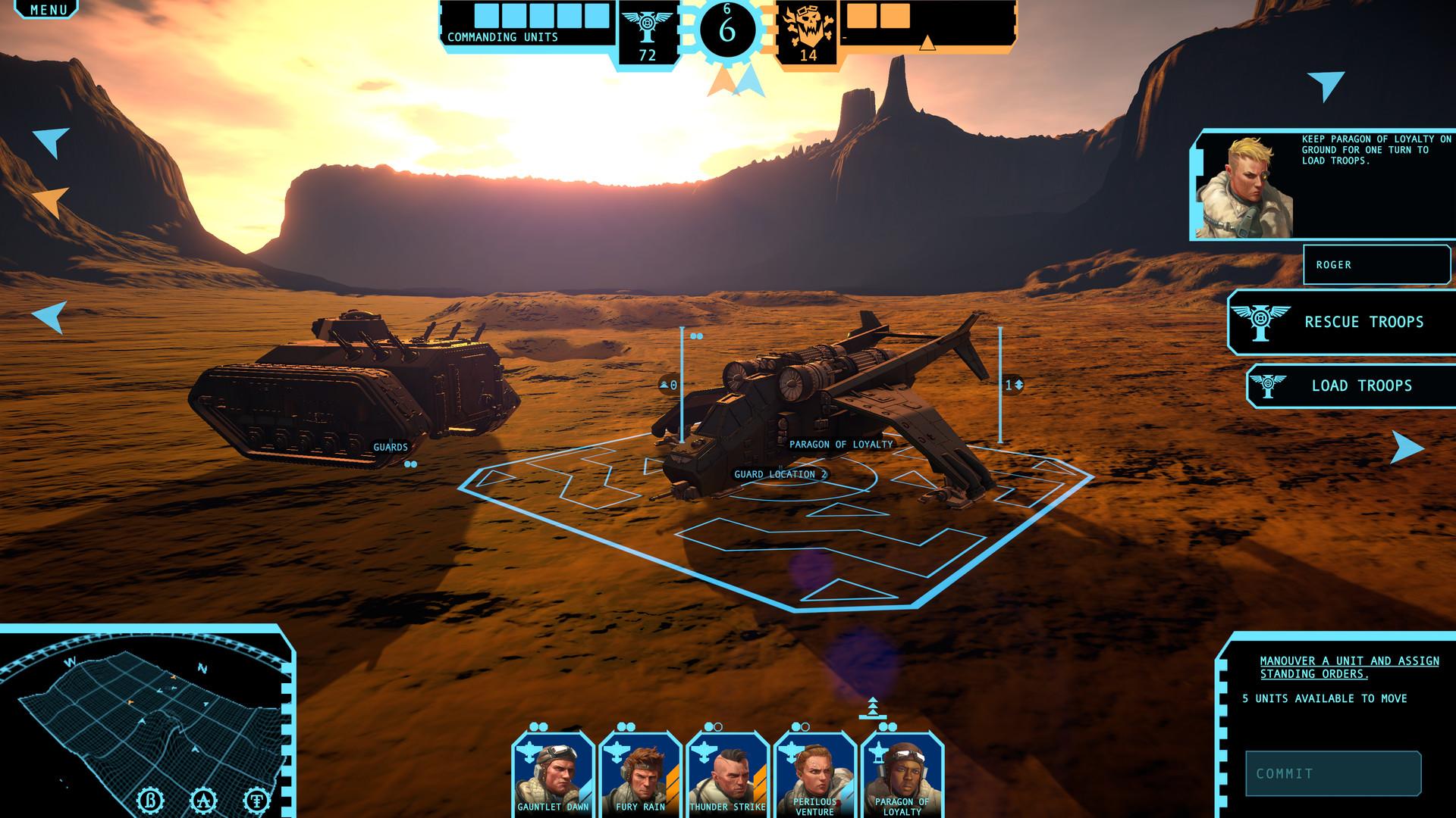 Aeronautica Imperialis: Flight Command Screenshot 3