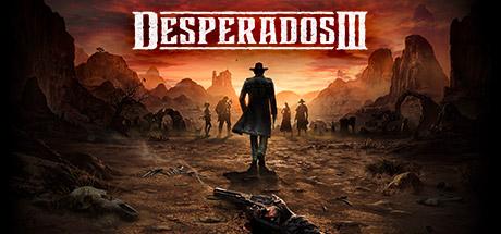 Desperados III Cover Image