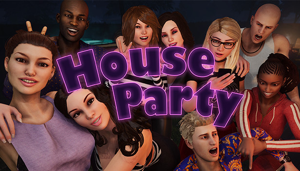 House party nude
