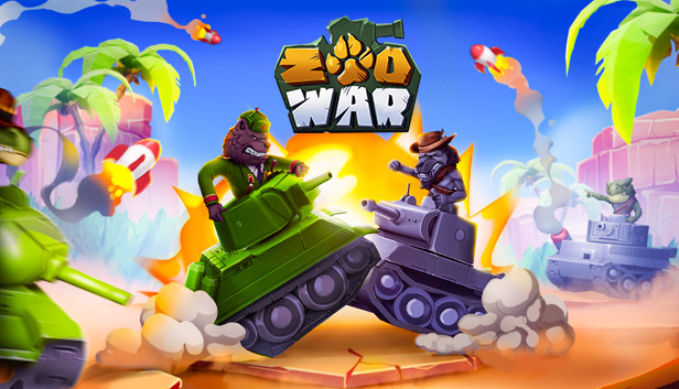 Tank Games Zoo War Battle Royale Online On Steam