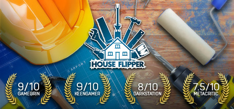 House Flipper VR is out on Steam!