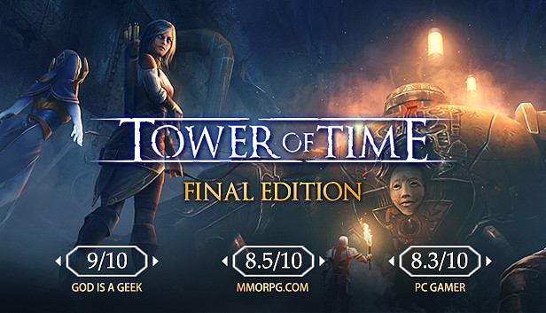 Save 60% on Tower of Time on Steam