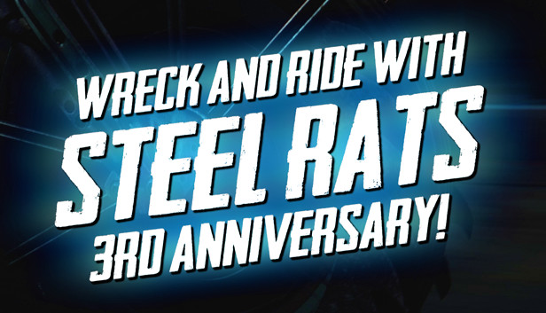 Save 100% on Steel Rats™ on Steam