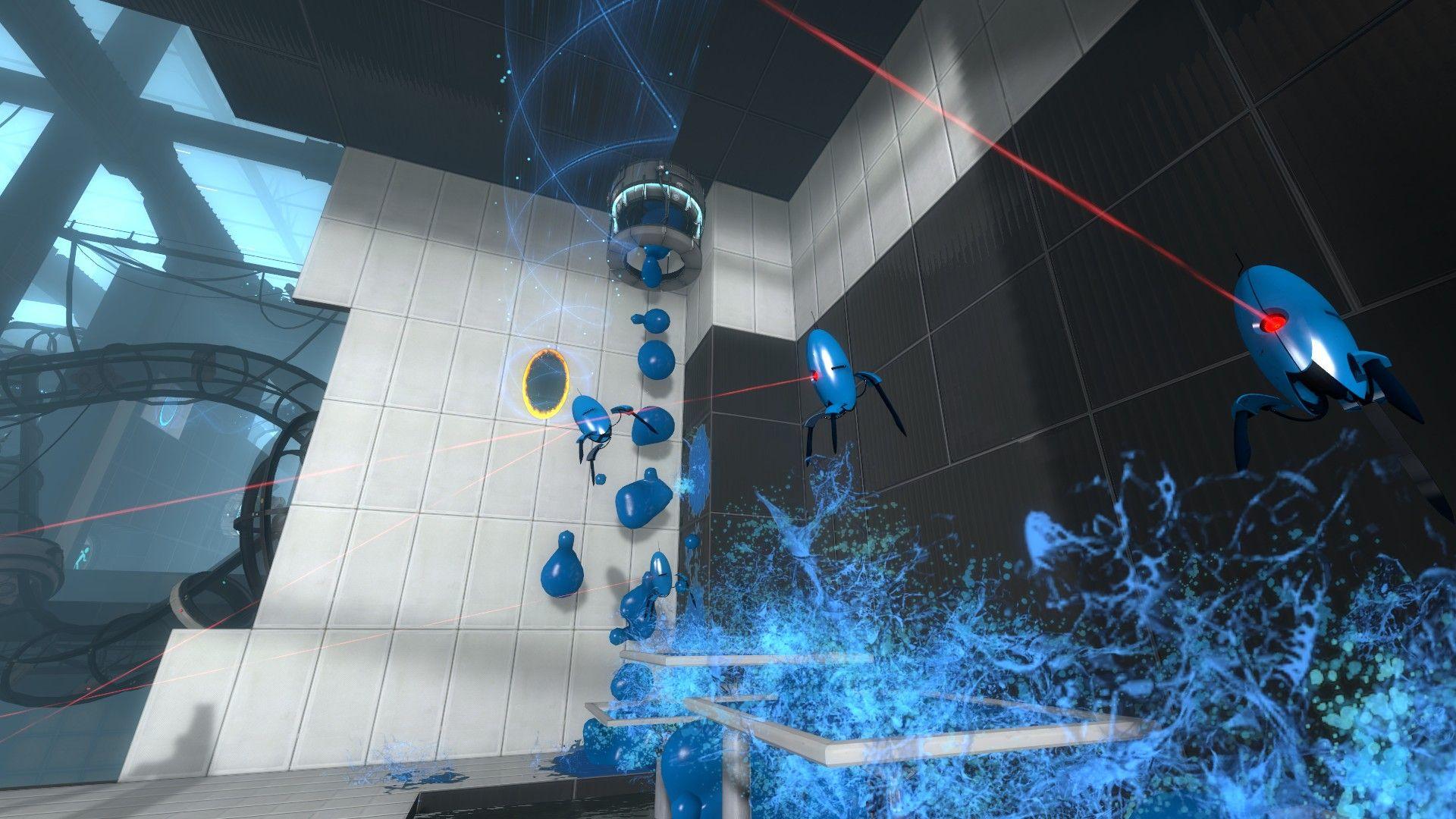 free steam games portal 2