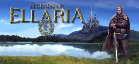 Legends of Ellaria Cover Image