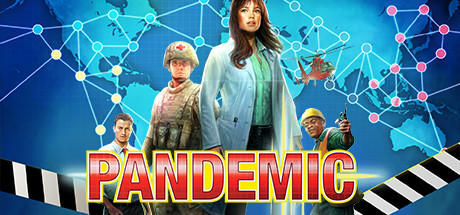 Pandemic: The Board Game Cover Image