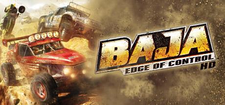 BAJA: Edge of Control HD Cover Image