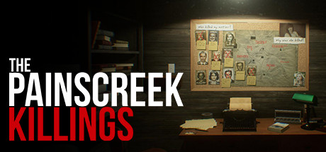 The Painscreek Killings Cover Image