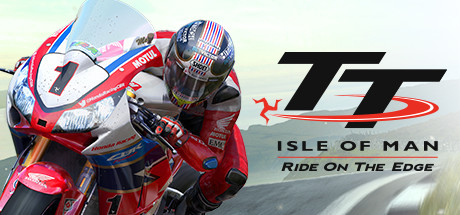 TT Isle of Man Ride on the Edge Cover Image