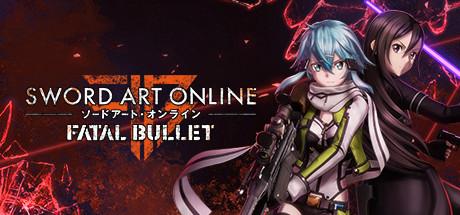 Sword Art Online: Fatal Bullet Cover Image