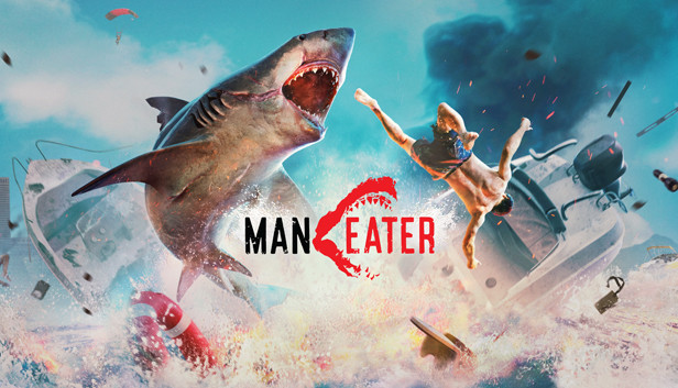 Maneater on Steam