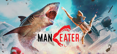 Maneater Cover Image