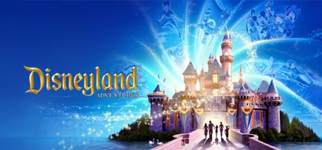 Disneyland Adventures Cover Image