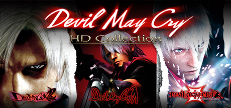 Devil May Cry HD Collection Cover Image