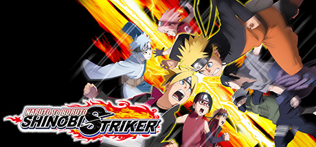 NARUTO TO BORUTO: SHINOBI STRIKER Cover Image