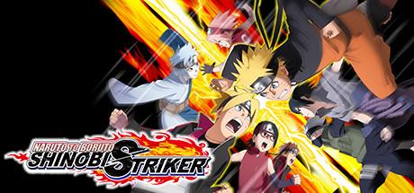 NARUTO TO BORUTO: SHINOBI STRIKER Cover Image