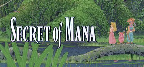 Secret of Mana Cover Image