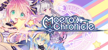 Moero Chronicle Cover Image