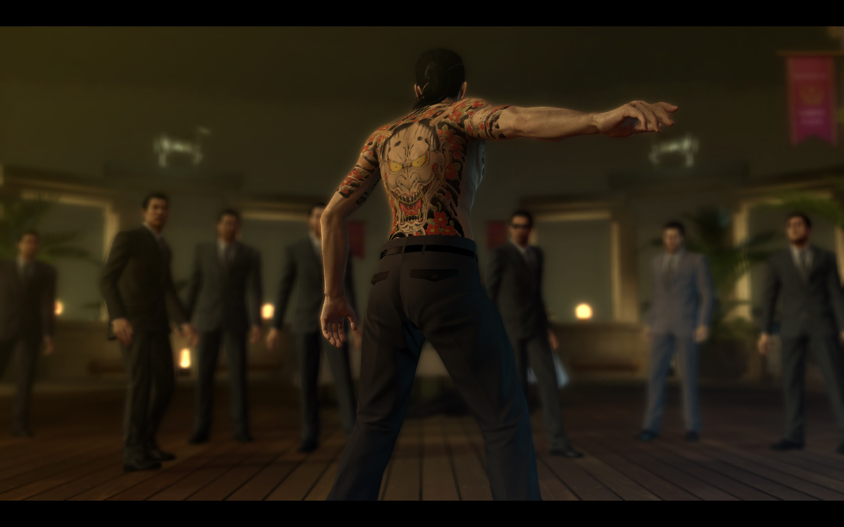 Yakuza 0 On Steam Goro majima (真島 吾朗, majima gorō) is a recurring supporting character in the yakuza series and one of the main playable protagonists of yakuza 0 and yakuza: yakuza 0