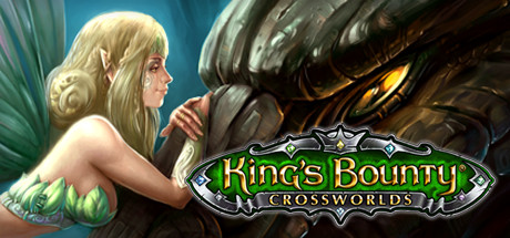 King's Bounty: Crossworlds Cover Image