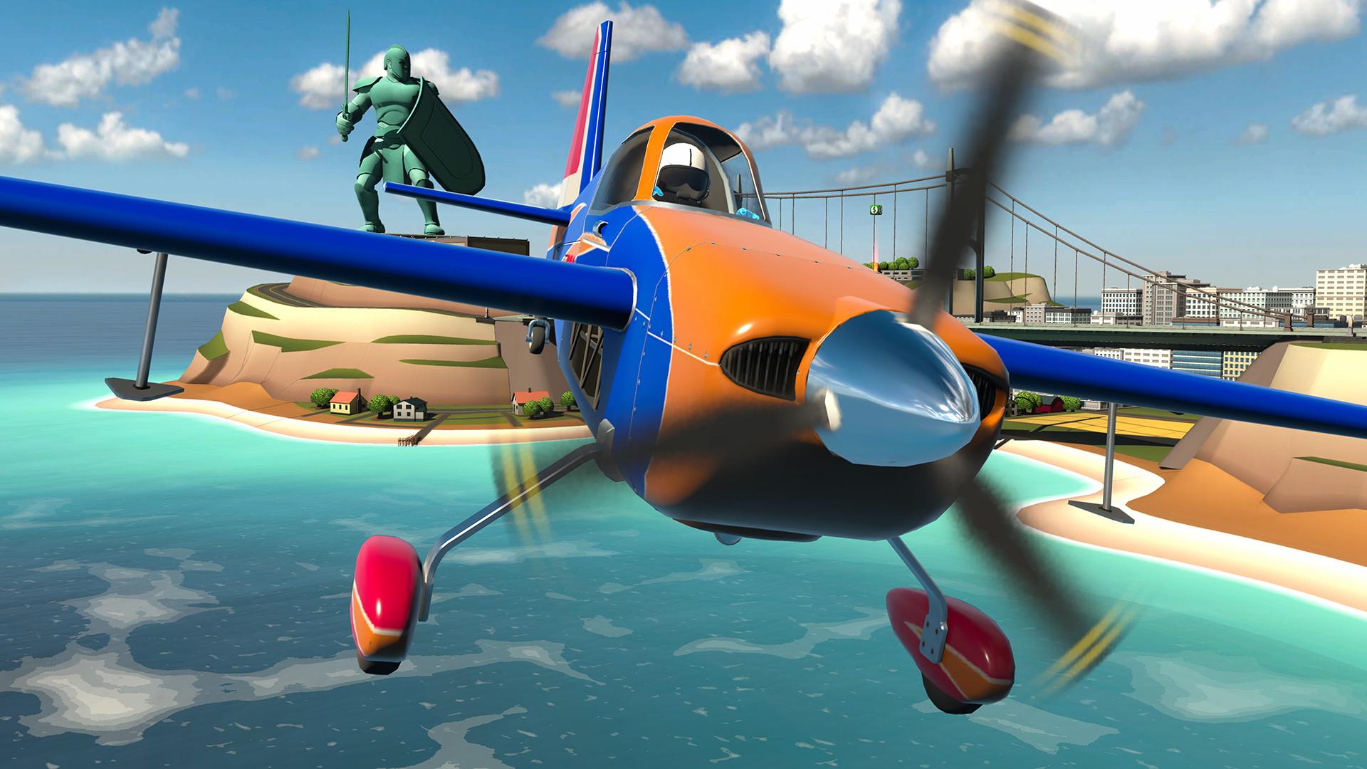 Oculus Quest 游戏《Ultrawings》模拟飞行插图(4)