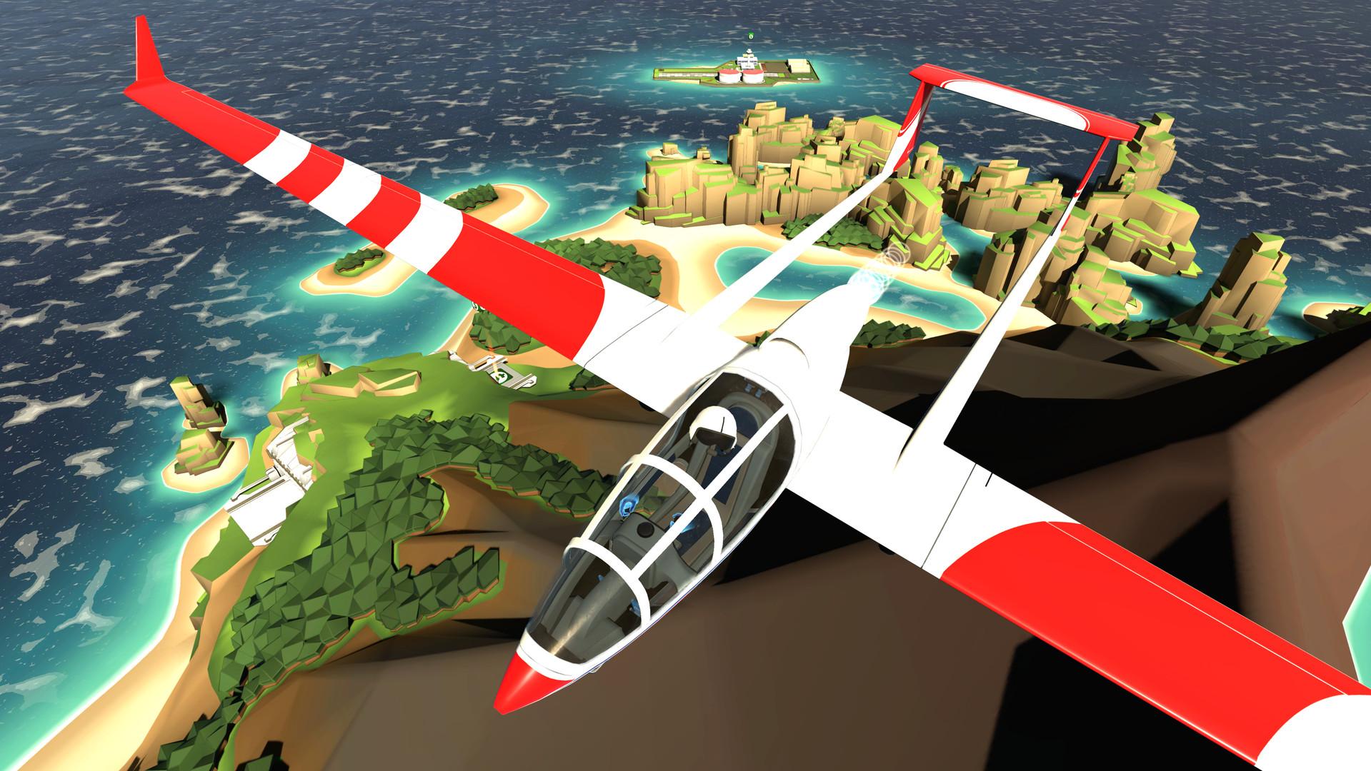 Oculus Quest 游戏《Ultrawings》模拟飞行插图(1)