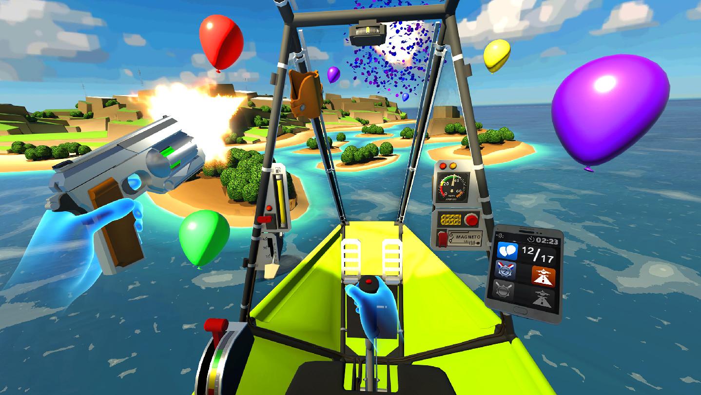 Oculus Quest 游戏《Ultrawings》模拟飞行插图(2)