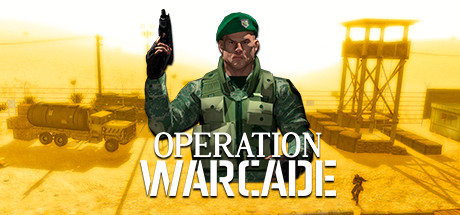 Operation Warcade VR Cover Image