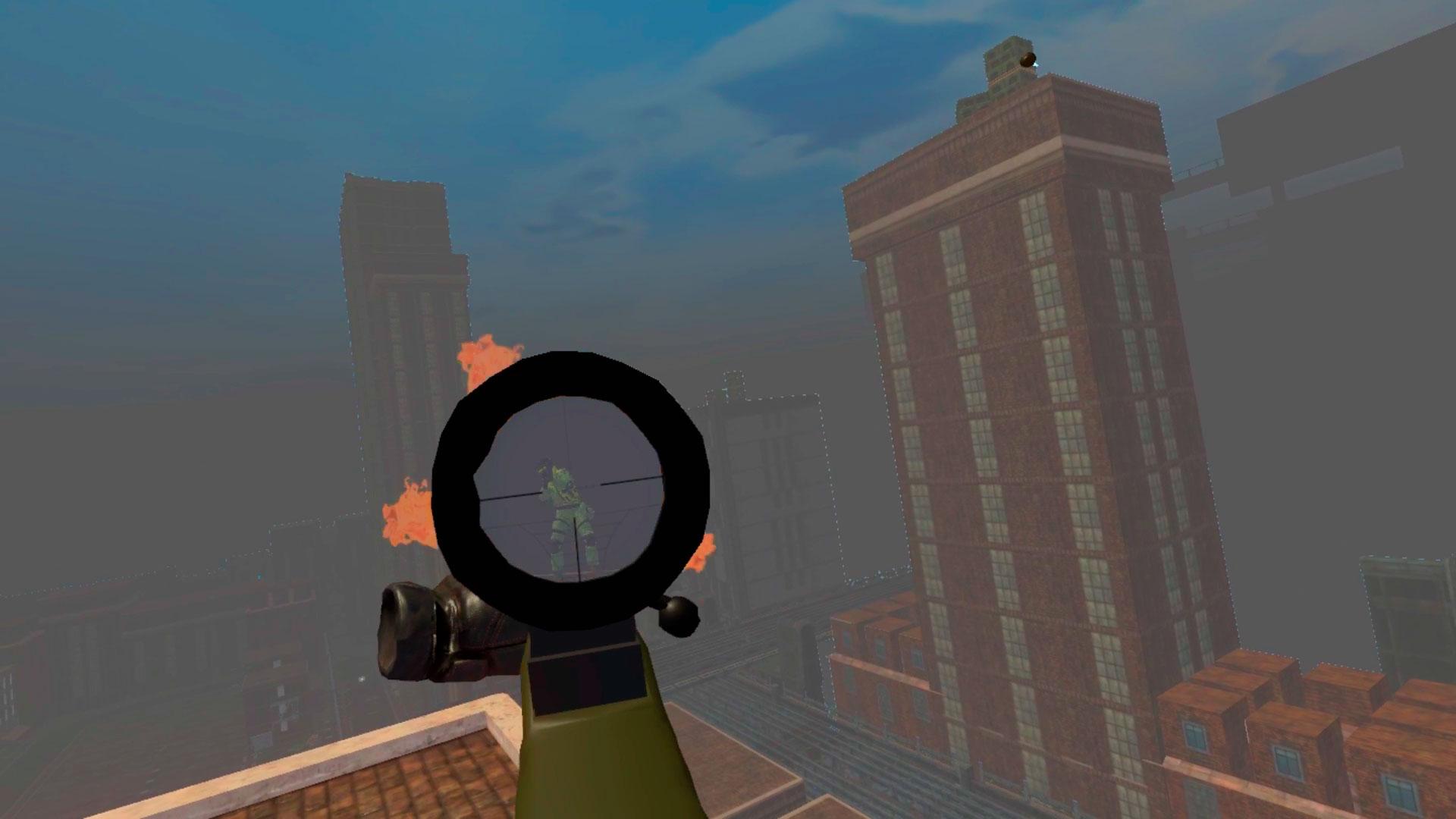 Oculus Quest 游戏《Operation Warcade VR》战地行动 VR插图(4)