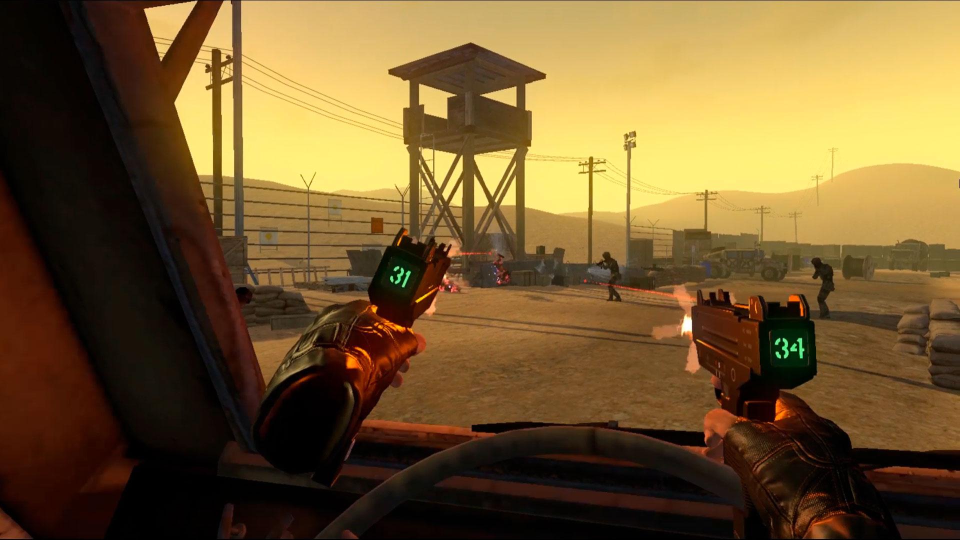 Oculus Quest 游戏《Operation Warcade VR》战地行动 VR插图(2)