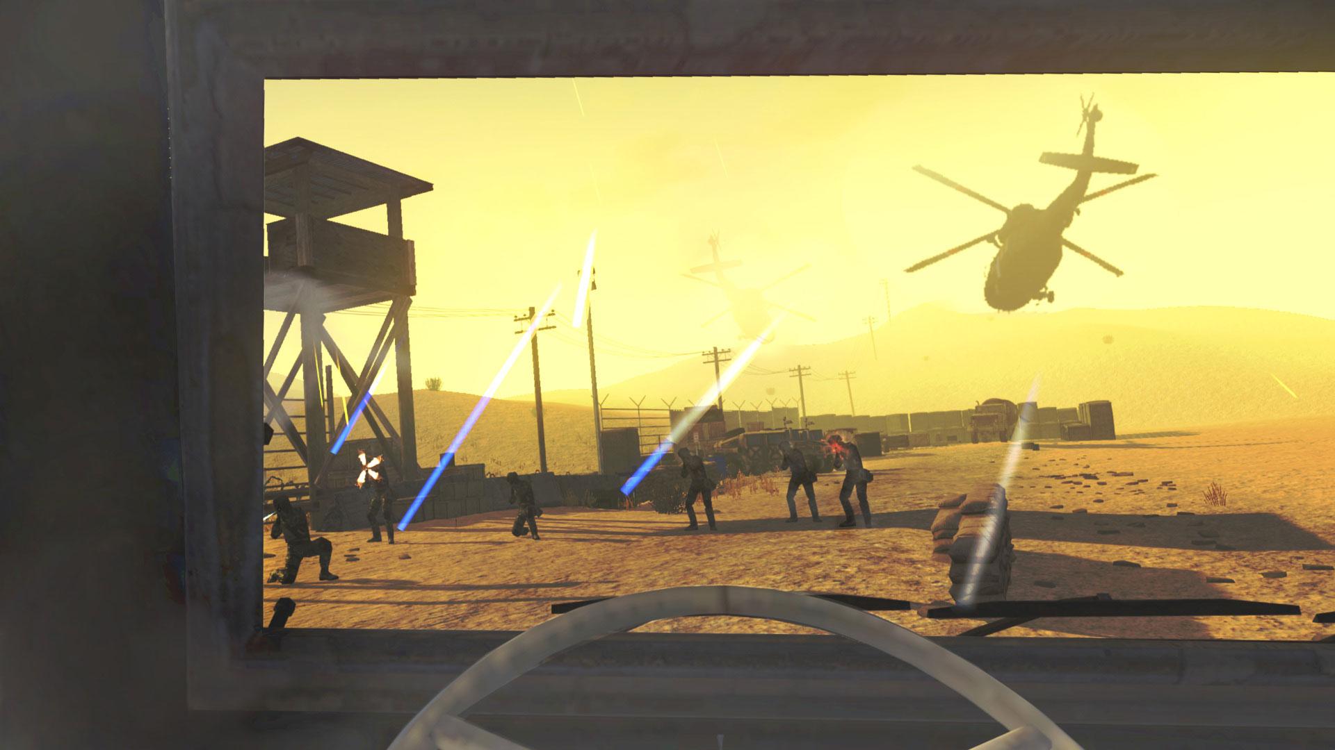 Oculus Quest 游戏《Operation Warcade VR》战地行动 VR插图(3)