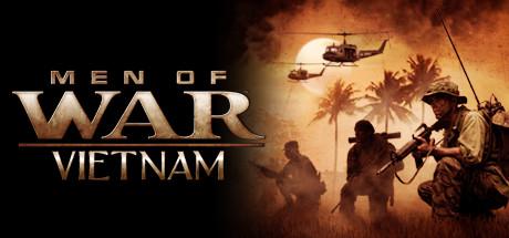 Men of War: Vietnam Cover Image