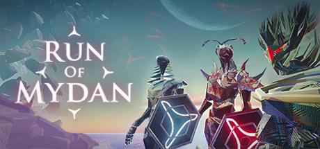 Run Of Mydan Cover Image