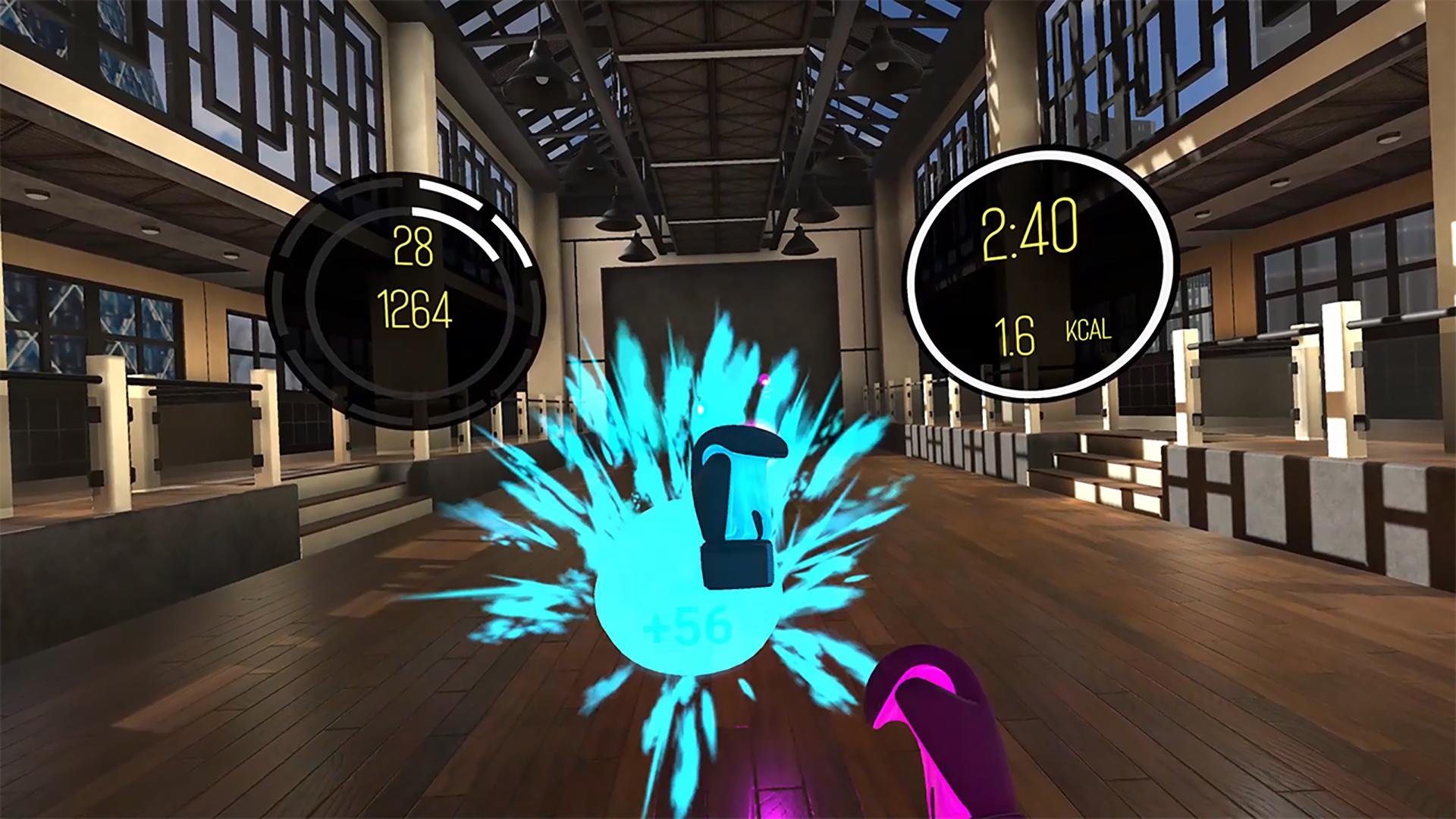 Oculus Quest 游戏《BOXVR》节奏拳击插图(1)