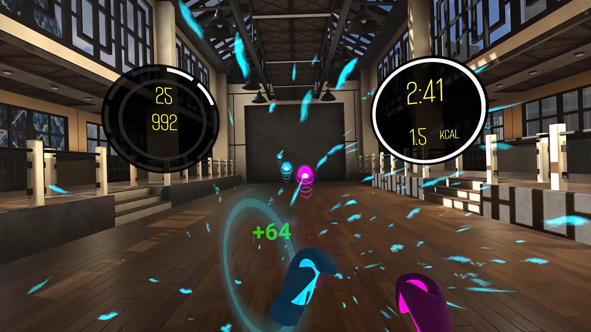 Oculus Quest 游戏《BOXVR》节奏拳击插图