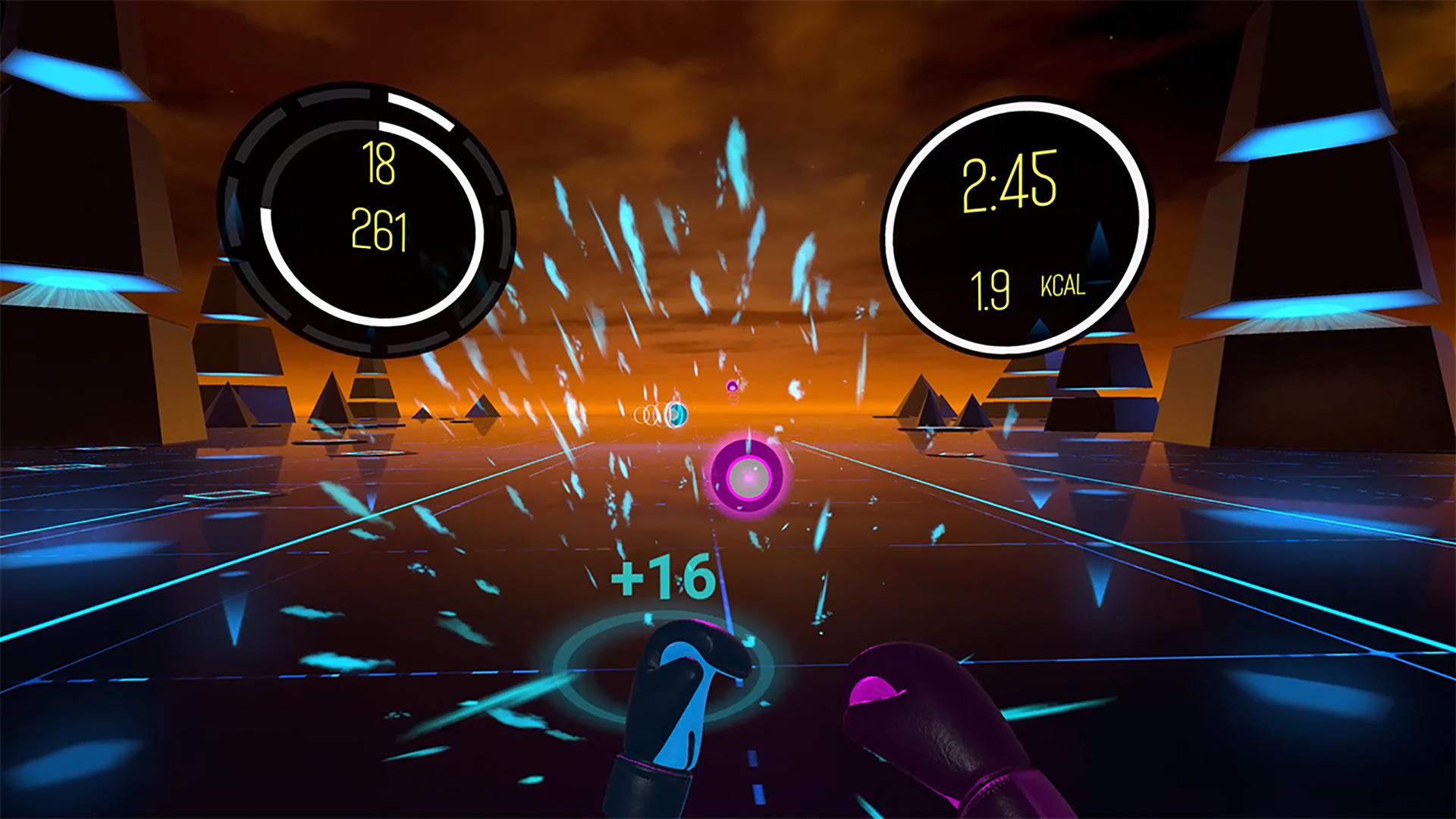 Oculus Quest 游戏《BOXVR》节奏拳击插图(3)