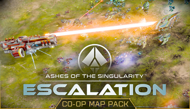 Ashes of the Singularity: Escalation - Co-Op Map Pack on Steam