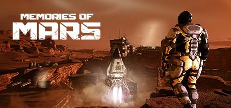 Memories of Mars Logo