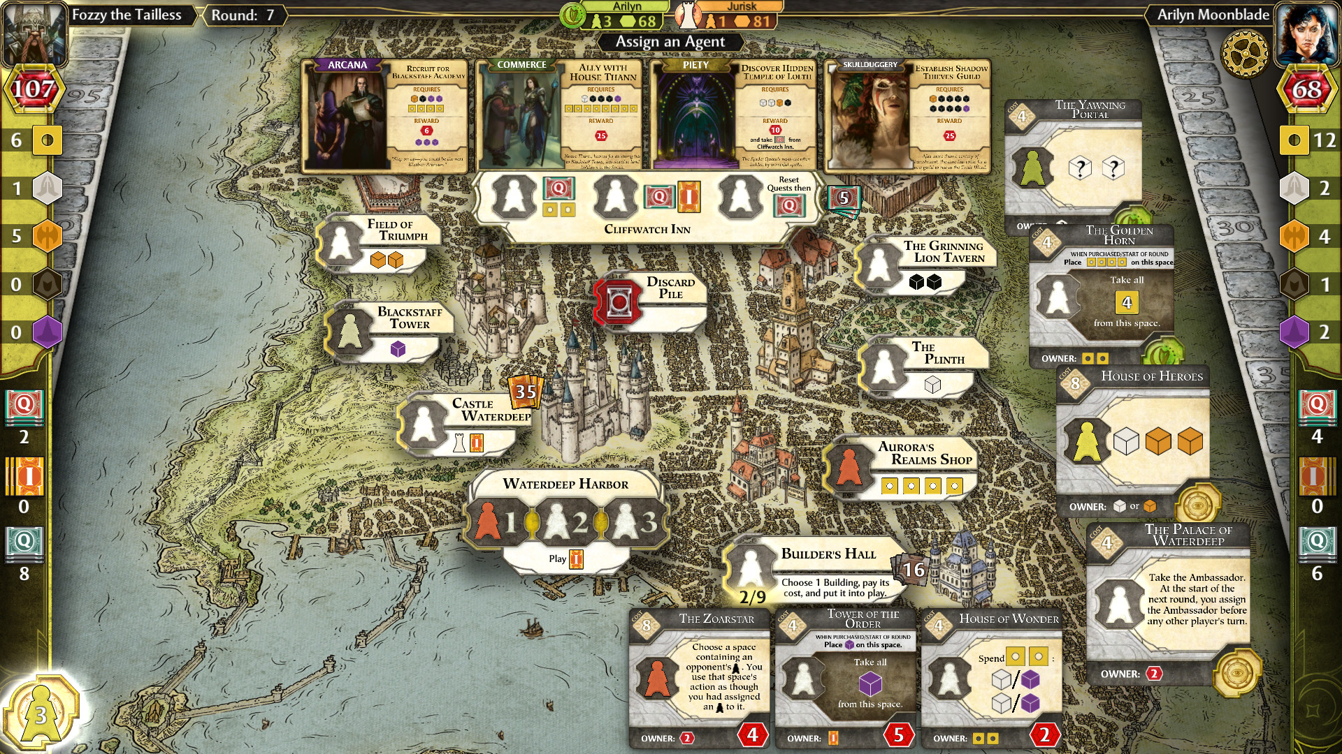 D D Lords Of Waterdeep On Steam