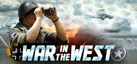 Gary Grigsby's War in the West Cover Image