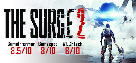 The Surge 2 Cover Image