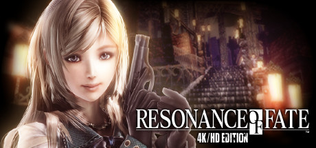 RESONANCE OF FATE™/END OF ETERNITY™ 4K/HD EDITION Cover Image