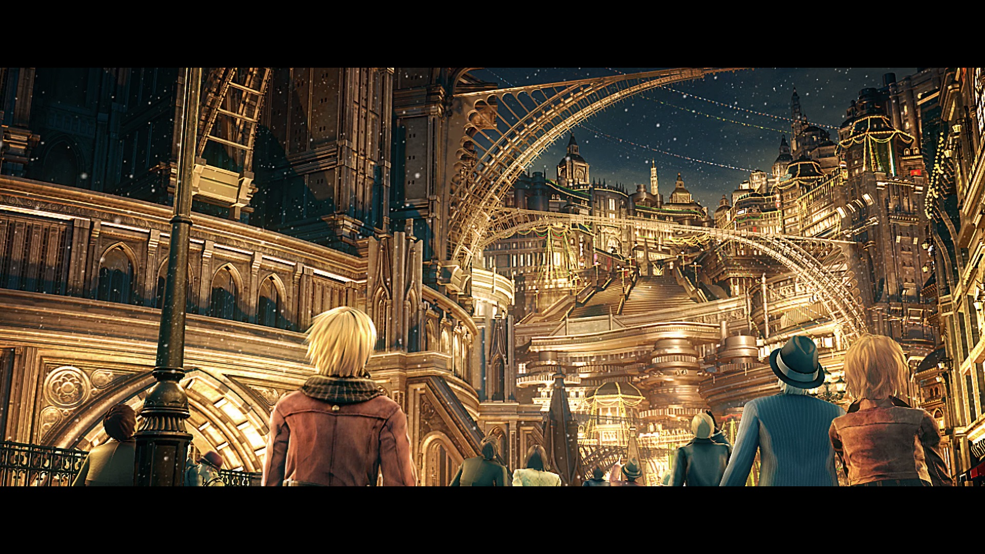Steam:RESONANCE OF FATE™/END OF ETERNITY™ 4K/HD EDITION