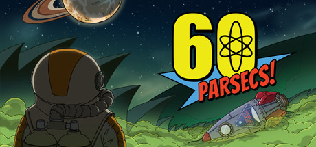60 Parsecs! Cover Image