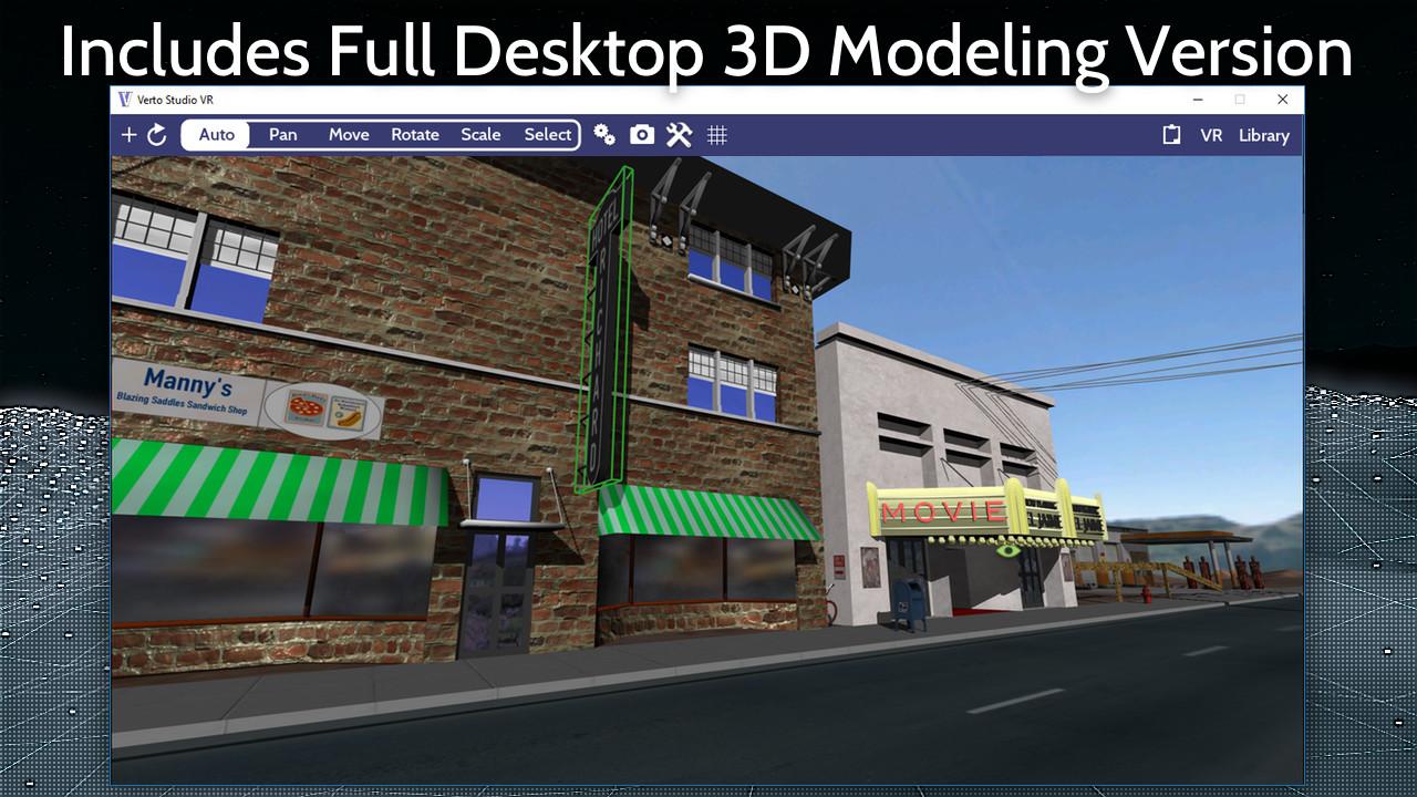 Oculus Quest 游戏《Verto Studio VR》建模工作室插图(3)