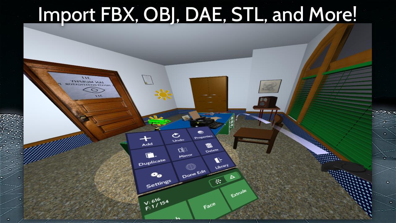 Oculus Quest 游戏《Verto Studio VR》建模工作室插图(2)