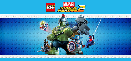 LEGO® Marvel Super Heroes 2 Cover Image