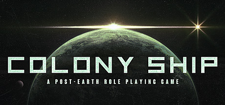 Colony Ship A PostEarth Role Playing Game Capa