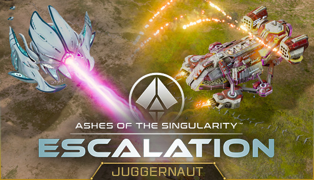 Ashes of the Singularity: Escalation - Juggernaut DLC on Steam