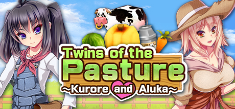 Twins of the Pasture Cover Image